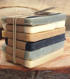 Soap+Sampler+Set++Soap+Ends+All+Natural+soap+by+TreefortNaturals,+$10.00