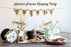 S'mores Summer Campi