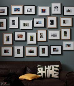 Mit Bildern Dekorieren: Ideen Zum Anordnen: Solist: Eine Wand, Ein Bild