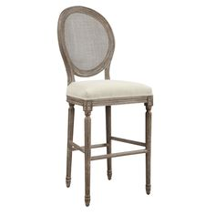 Emerald Home Salerno Sand Gray 30 Bar Stool with Upholstered Seat Carved Legs And Rattan Back Set of Two >>> You can get additional details at the image link. (This is an affiliate link and I receive a commission for the sales)