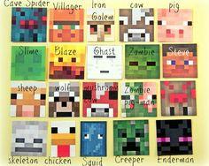 Menacing Minecraft DIY Halloween Costumes