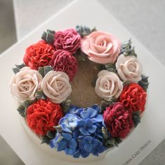#flower#flowers#플라워케이크#플라워케익#앙금플라워#버터크림플라워#버터크림케이크 #윌튼#cakeclass #koreanflowercake #koreanbuttercream #flowercake #buttercream #buttercreamflowercake#wilton#wiltoncake #韓式唧花 #韓式裱花 #生日蛋糕 #甜品 #대전앙금플라워#cake#대전#buttercream #food#follow#daily #like4like#happy#cupcake #대전플라워케이크