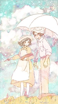 Rise of the Wind Studio Ghibli Art, Studio Ghibli Movies, Hayao Miyazaki, Le Vent Se Leve, Wind Rises, Cute Cartoon Wallpapers, Kawaii Art, Anime Art Girl, Anime Love