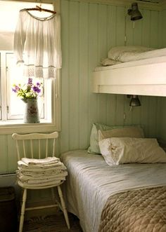 This room makes me relaxed and happy just looking at it. ~Heather