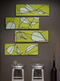 Простой и эффектный декор стен - Ярмарка Мастеров - ручная работа, handmade
