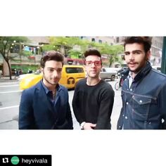 Repost ilvolomundialoficial  By @heyvivala Today's the day! Our #ManCrushMonday interview with @ilvolomusic is going up at 1pm. Here's little preview. Don't miss it! #ilvolo #Entrevista #thankyouforsharing #ilvoloversdelmundo #ilvolomundialoficial vivala.com