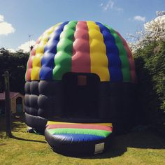 Disco Dome Hire In Essex And Suffolk | Party Pod Bouncy Castle