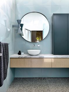 Bathroom | Ivanhoe Home by Doherty Design Studio | est living