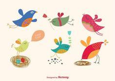 cute-retro-bird-cartoons_62147507078.jpg (626×445)