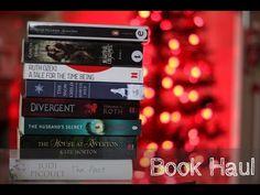 Book Haul December 2013