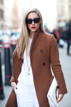 A Killer Winter Coat