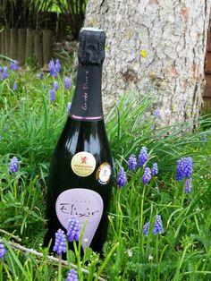 Champagne Perron Beauvineau  Cuvée Pure Elixir Extra dry   Double médaillée en 2012