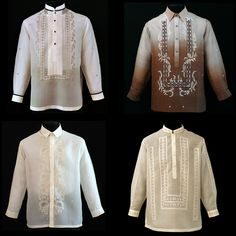 It's Black Friday! Time to stock up on barongs. Check out the deals. Hurry limited stocks available! Barong Tagalog, Filipiniana Dress, Line Shopping, Big Daddy, Black Friday, Gowns, Suits, Elegant, Stylish