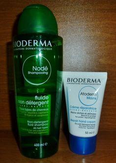 Bioderma: Nodé Fluid Non-detergent shampoo