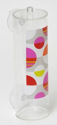 Makeup remover cotton pad dispenser collection ECLATS