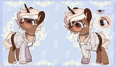 Arte My Little Pony, My Little Pony Drawing, Mlp My Little Pony, Pony Creator, Drawing Anime Clothes, Little Poney, Mlp Pony, Anime Outfits, Animal Drawings
