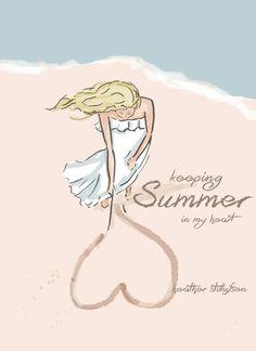 Keeping Summer in My Heart
