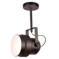 Schwarze Deckenlampe Enso in Strahlerform-9514244-30