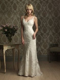 Allure 8856 - $322.20 : Discounted Designer Wedding Dresses and Prom Dresses at www.glorierbridal.com