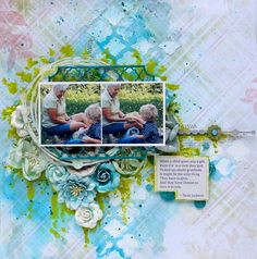 Blue Fern Studios - Colby's Gift - Jackie Clark June 2014 http://www.bluefernstudios.blogspot.ca/2014/06/jackies-june-creations-layout-and-mixed.html
