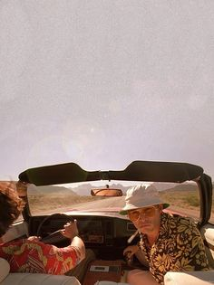 Fear and Loathing in Las Vegas starring Johnny Depp and Benicio Del Toro