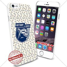 New iPhone 6 Case Penn State Nittany Lions Logo NCAA #1454 White Smartphone Case Cover Collector TPU Rubber [Anchor] SURIYAN http://www.amazon.com/dp/B015049SNA/ref=cm_sw_r_pi_dp_LXJxwb1XB1YSE