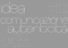 idea comunicazione autenticità