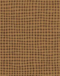 mini check brown on brown 1980