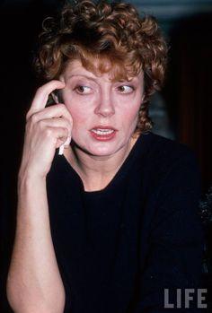 Susan Sarandon.1982 Susan Sarandon, Life Pictures