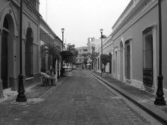 Plano general. Calle Aldama