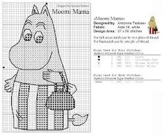 New knitting charts moomin ideas charts free New knitting charts moomin ideas Cross Stitching, Cross Stitch Embroidery, Embroidery Patterns, Cross Stitch Patterns, Easy Knitting Patterns, Knitting Charts, Les Moomins, Cable Knitting, Knitted Baby Blankets