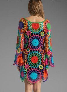 crocheted art   CROCHET ART on Pinterest   Women's Sweaters, Cardigans and Plus Size