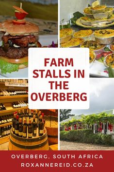 Farm stalls worth stopping at in the Overberg - Roxanne Reid