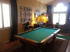 Grosvenor Pooldining Table  Kitchen  Pinterest Unique Dining Room Pool Table Design Decoration