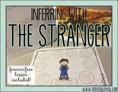 Flipping For Fall Mentor Texts: The Stranger | Ideas by Jivey