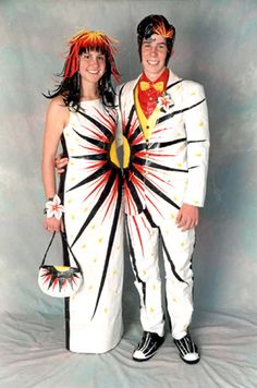 Taking prom a little too seriously here....