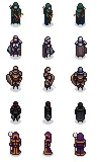 show us some of your pixel work Game Character Design, Game Design, Character Art, How To Pixel Art, Pixel Animation, 8bit Art, 8 Bits, Pixel Design, Pixel Art Games