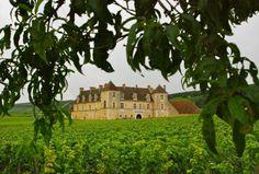 Château Clos Vougeaud en Côte d'Or *région Bourgogne*