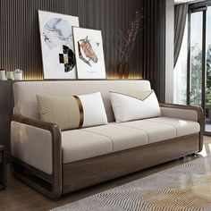 The best sleeper sofa & sofa transitional beds – Home Decor Living Room Decor Furniture, Living Room Sofa Design, Space Saving Furniture, Sofa Sofa, Sofa Seats, Sofas, Sofa Cumbed Design, Sofa Bed For Small Spaces, Foyer Decorating