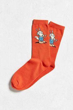 Rocko's Modern Life Sock