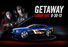 Check out my custom Getaway car I created using the Getaway Car Customizer!
