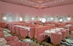Heb je er al weleens van gehoord? Restaurant Sketch? Deze hotspot in Londen is niet voor niks bij de celebrities. Laat je inspireren door deze coole…