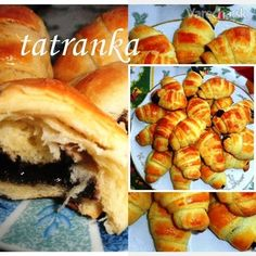 Croissanty s nutelou (fotorecept) - Recept