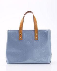 dab36464a61d Louis Vuitton Perle Monogram Vernis Reade Purse - Made In France