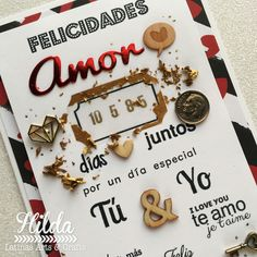 Latinas Arts and Crafts: Tutorial Rasca y Gana Latina, Arts And Crafts, Mini, Cards, Gifts, Outfits, Ideas, Gift Vouchers, Anniversary Cards