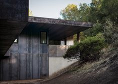 CorTen Steel House in Northern California, Faulkner Architects 17