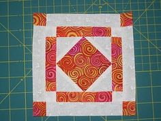 Nearly Insane Quilts: Block 91