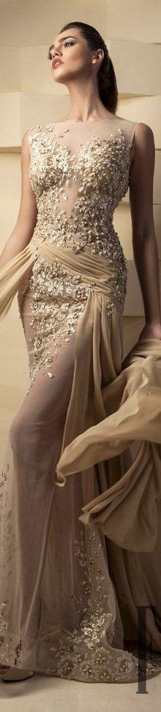Hanna Toumajean couture 2015 jαɢlαdy ❤