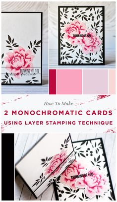 A layered stamping guide featuring Peony Bouquet stamp set by Sveta Fotinia. Learn about this by visiting our blog. Have fun! :) www.altenew.com