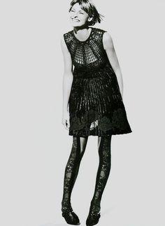 Versace Spring 1994 Campaign, Linda Evangelista by Ricard Avedon